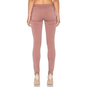 Liza Skinny in Dusty Rose