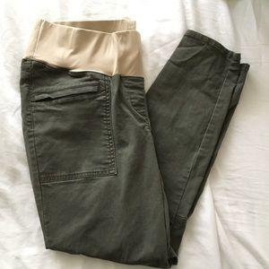 Ann Taylor Loft Maternity Skinny Pants - 12