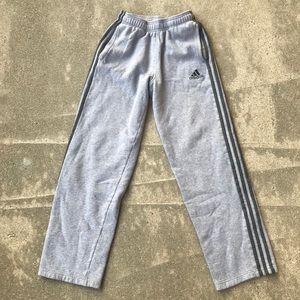 Gray Adidas Sweatpants