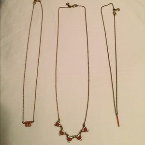 Loft Necklaces