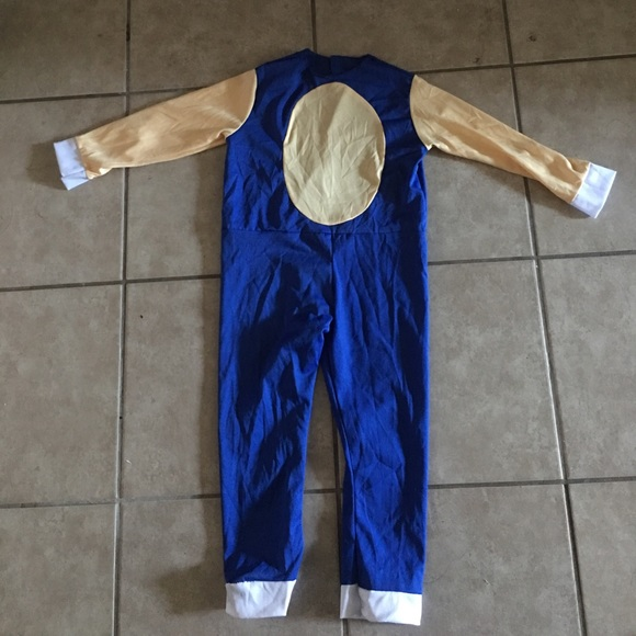 Costumes Sonic The Hedgehog Halloween Costume Size Small Poshmark