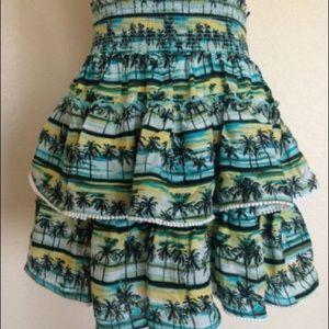 Reflection of Paradise Skirt   by Matilda Jane