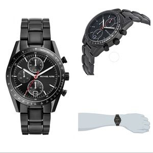 michael kors menu0027s accelerator chronograph watch