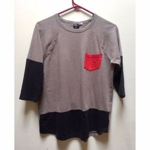 ☀️EUC Urban Outfitters BDG Long Sleeve Tee Shirt