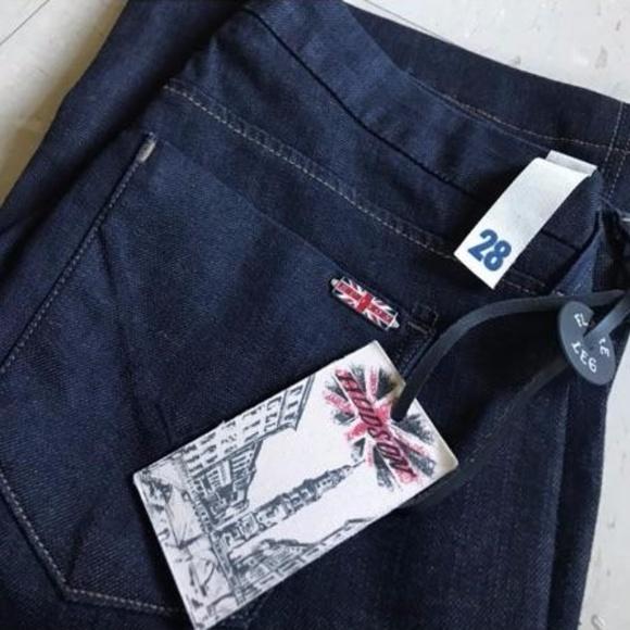c929164af67 Hudson Jeans Jeans | Hudson Reilly Flare Leg Dark Denim Size 28 ...