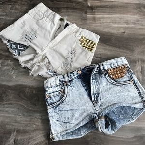 F21 Shorts Bundle