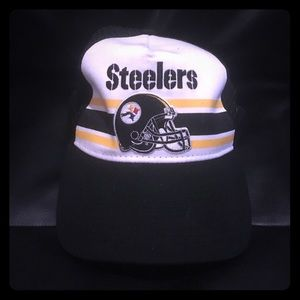 NFL Steelers SnapBack Hat 🎩
