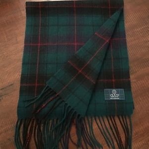 Clans Scotland Scarf