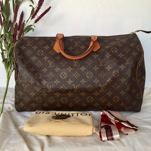 Authentic Louis Vuitton Speedy 40