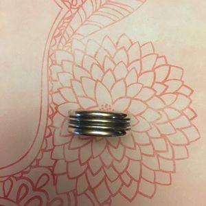 RETIRED James Avery unity ring size 9