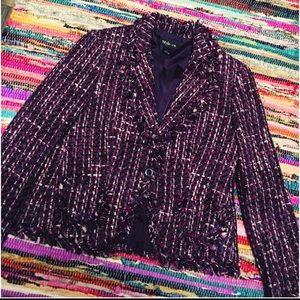 🎈Style & Co Tweed Jacket
