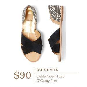 Dolce vita Delila open toed sandals