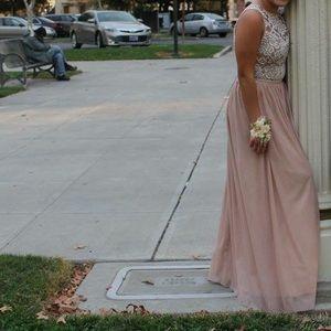 Formal/Prom 2-piece dress
