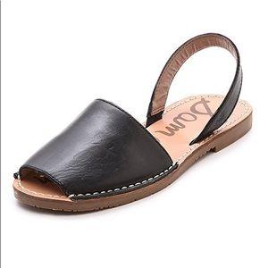 Sam Elderman Slingback Sandals