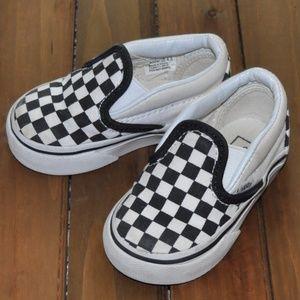 Vans Baby 4 Shoes