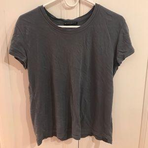 Blue BRANDY MELVILLE t-shirt