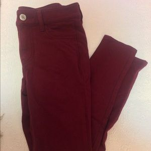 Cranberry Jegging