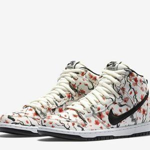Nike Sb cherry blossom