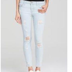 The stiletto current Elliott Jeans
