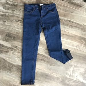 F21 Blue Stretch Jeans