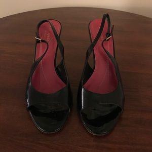 Women's Kate Spade Slingback Peeptoe Sandals
