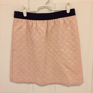 LOFT Pale Pink Skirt