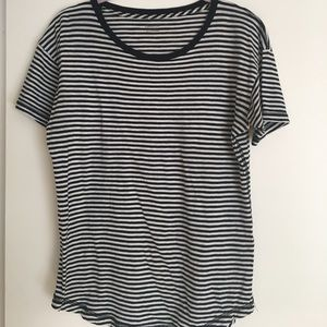 Madewell striped tee minimal t-shirt