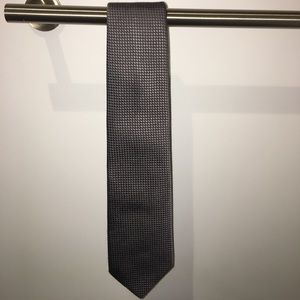 Brooks Brothers dark grey/silver tie