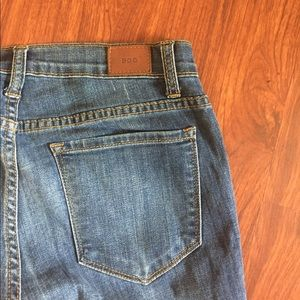 Urban Outfitters BDG Mid Rise Twig Denim
