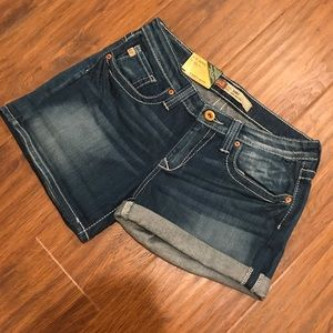 NWT Big Star Shorts