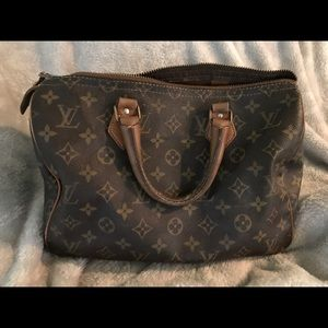 Louis Vuitton Speedy 30 The French Company