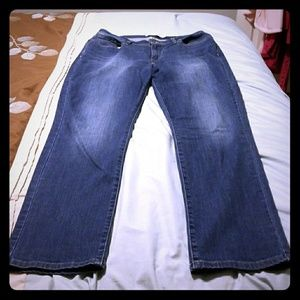 Levi's 529 Curvy Skinny Jean