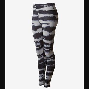 Express Tie-Dye Print Leggings