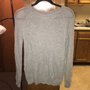 Gray Comfy Sweater! 🍂