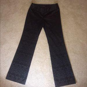Arden B. Parisian Pattern Pants