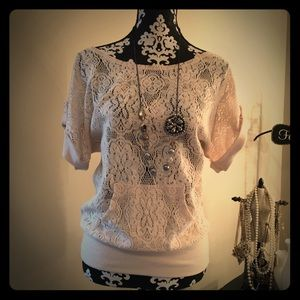 Miss Chievous Lace Top
