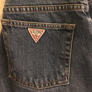 Original GUESS high-waisted skinny jeans