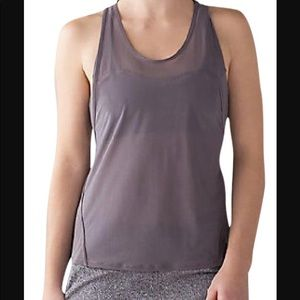 Lululemon Light and Breezy tank