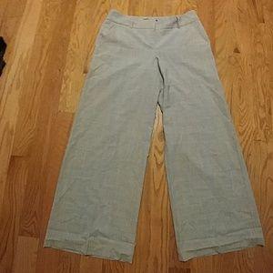 Size 10, never worn. Inseam 31 in., waist 16in., l