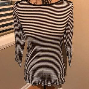 Soft J Crew stripe shirt