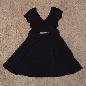 H&M Cutout Dress