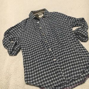Vintage Oversized Flannel