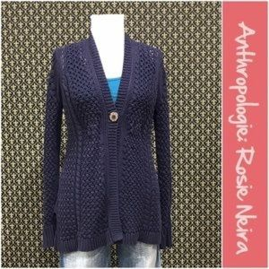 "Anthro ""Isabella Cardigan"" by Rosie Neira"
