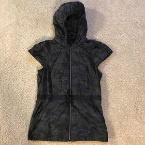 Lululemon dark camo vest