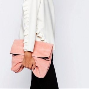 SALE🎉Asos Oversized Leather Clutch