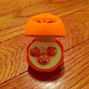 Other - Halloween Earring and Necklace Set