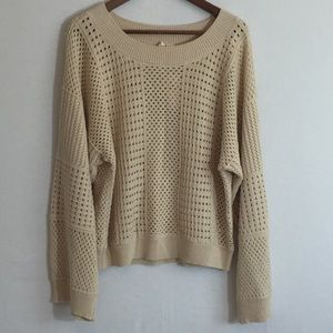 Anthropologie Moth Wide Sleeved Sweater. S. NWT