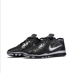 Women's Nike Free 5.0 Tr Fit 5 MTLC