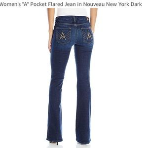 Seven 7 A Pocket Bootcut Flare Jeans
