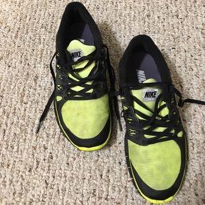 Nike ID sneakers - rarely worn!!